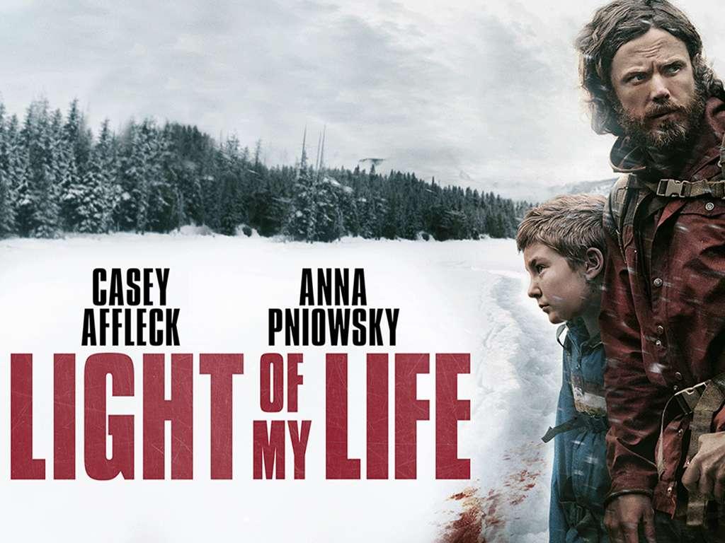 Φως στο σκοτάδι (Light of My Life) Poster Πόστερ Wallpaper