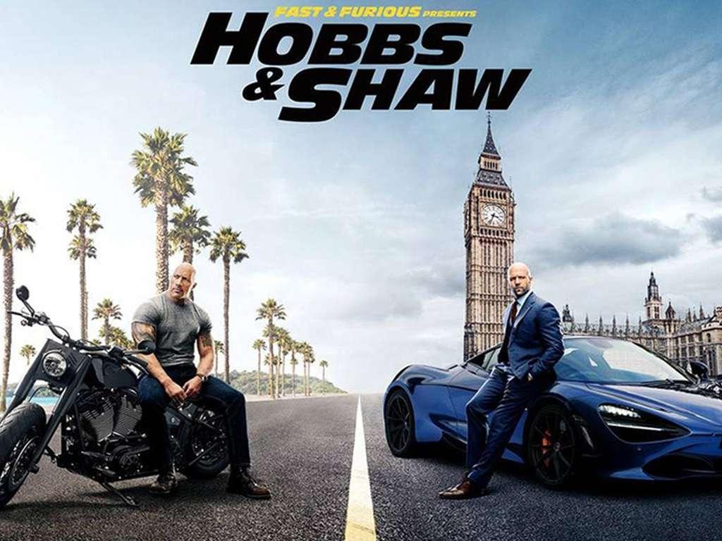 Fast & Furious: Hobbs & Shaw Quad Poster Πόστερ