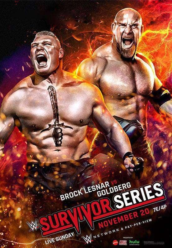 العرض المنتظر Survivor Series 2016