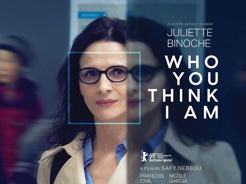 Ποια Νομίζεις Ότι Είμαι (Celle que vous croyez)) Quad Poster Πόστερ