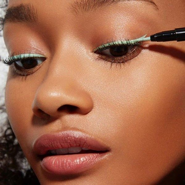 Latest Color Eyeliners Trends