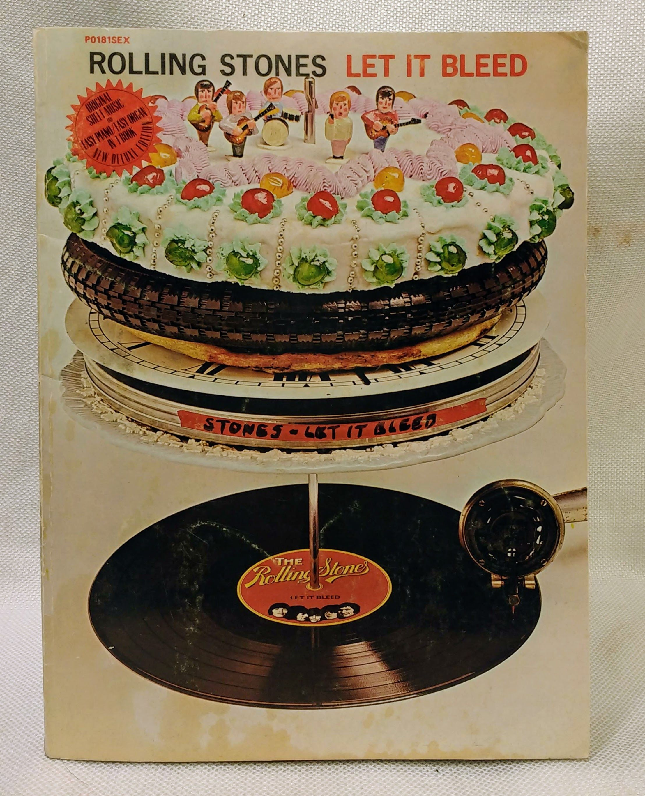 Let It Bleed: New Deluxe Edition, Rolling Stones