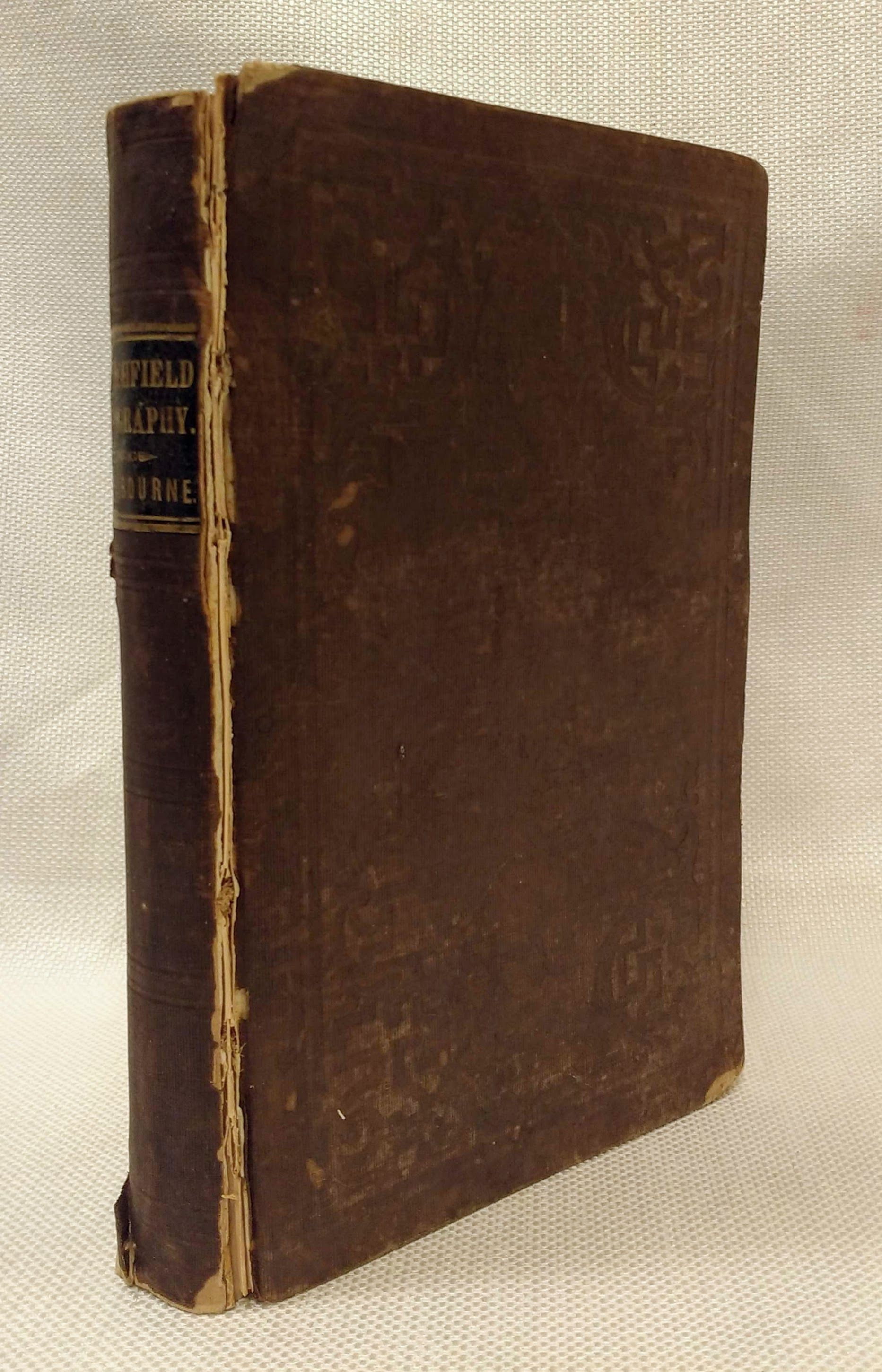 A Biographical History of the County of Litchfield, Connecticut Comprising Biographical Sketches Of Distinguished Natives And Residents Of The County; Together With Complete Lists Of The Judges Of The County Court, Justices Of The Quorum, County Commissioners, Judges Of Probate, Sheriffs, Senators, Etc. From The Organization Of The County To The Present Time [First edition, 1851], Kilbourne, Payne Kenyon