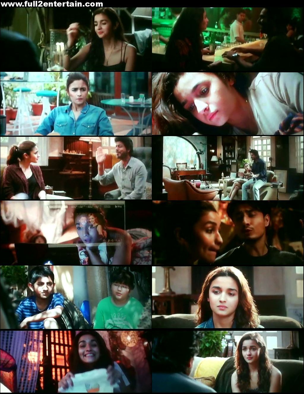 Dear Zindagi Full Movie Download