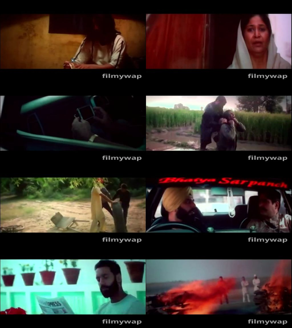 screen shot of movie Tiger Full Punjabi Movie Download HD