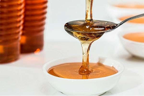 miel para la piel brillante