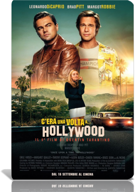 C'Era Una Volta A... Hollywood (2019).mkv LD AC3 720p WEBRip R2 - iTA