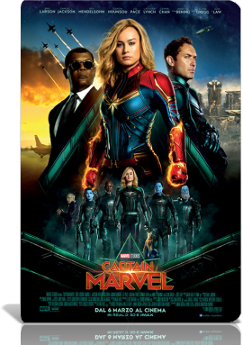 Capitan Marvel (2019).mkv MD AC3 720p HDTS - iTA