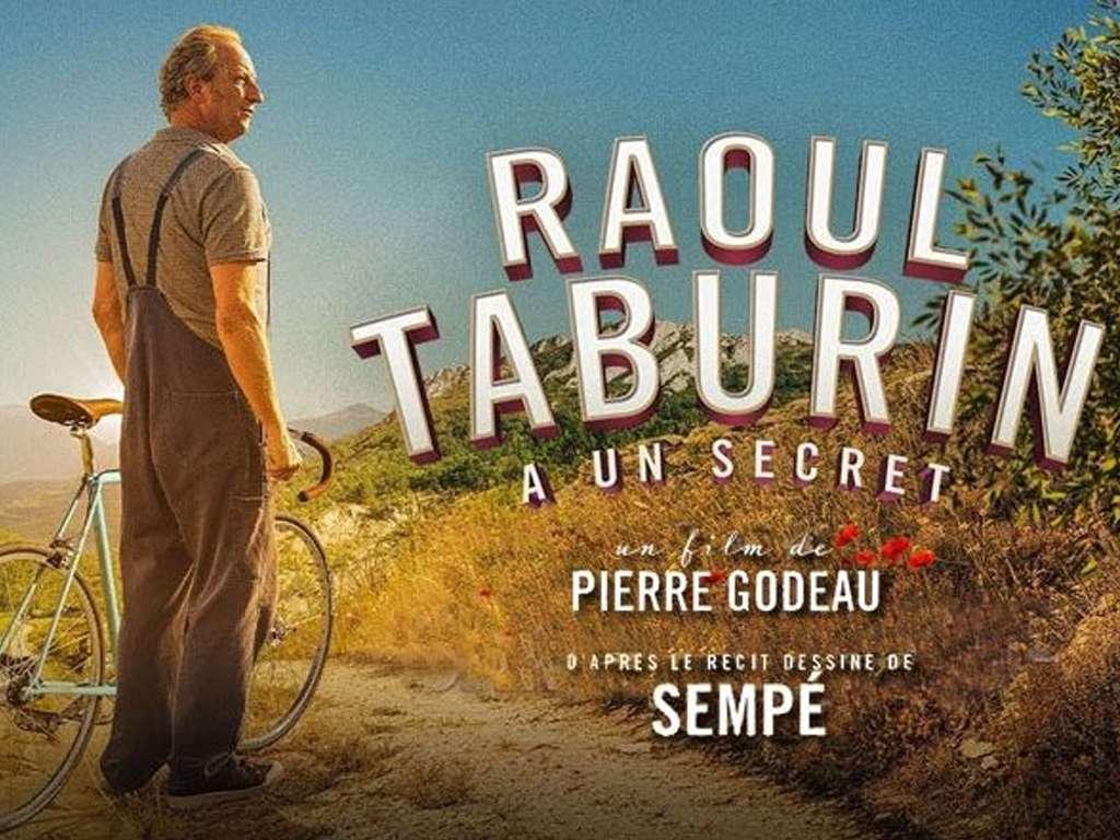 Ο Αξιαγάπητος Κύριος Τροχίδης (Raoul Taburin a un Secret) Quad Poster Πόστερ
