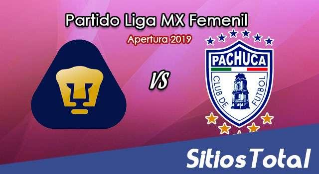 Ver Pumas vs Pachuca en Vivo – Liga MX Femenil – Apertura 2019 – Lunes 12 de Agosto del 2019