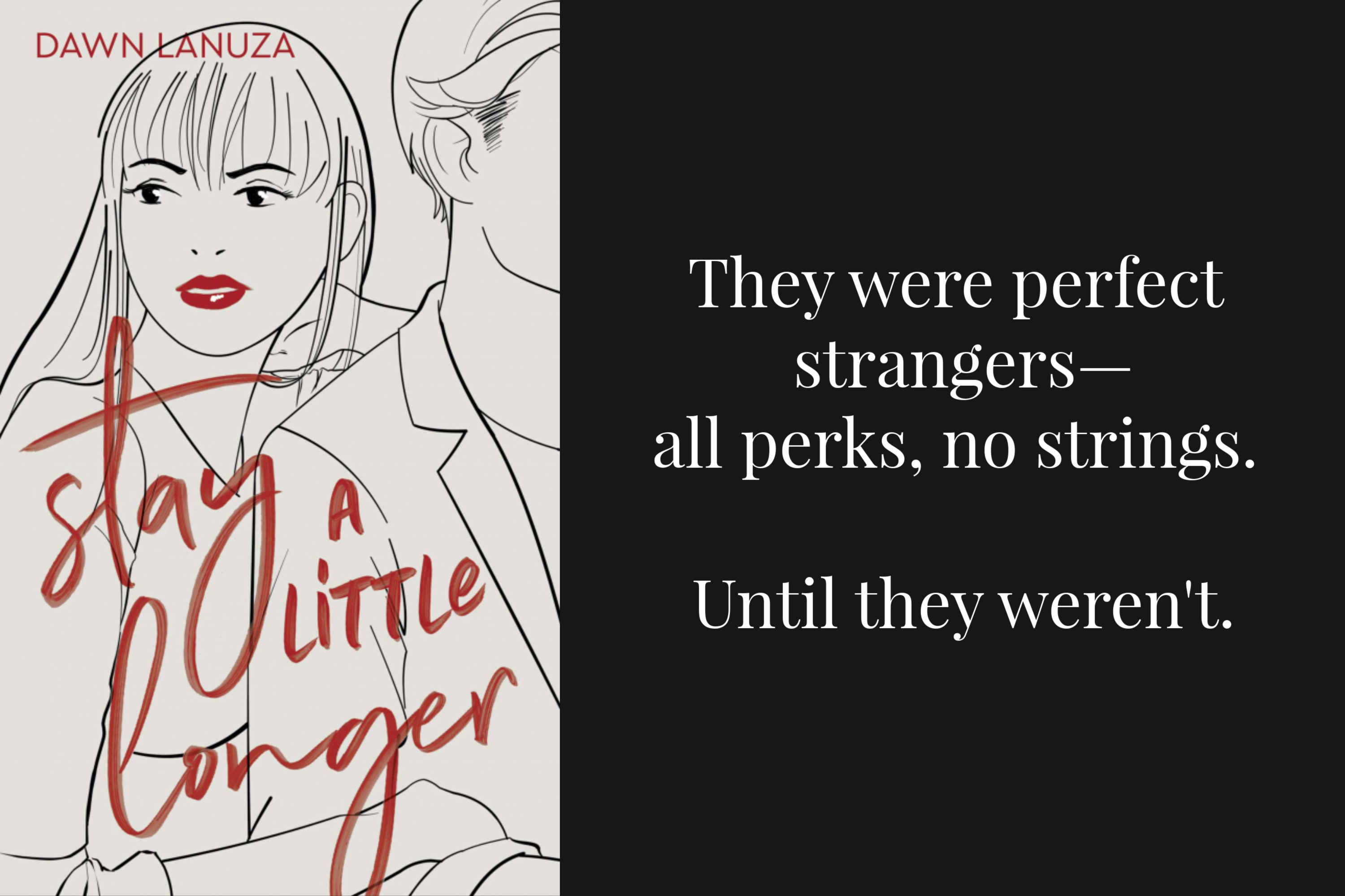 Stay a Little Longer book review