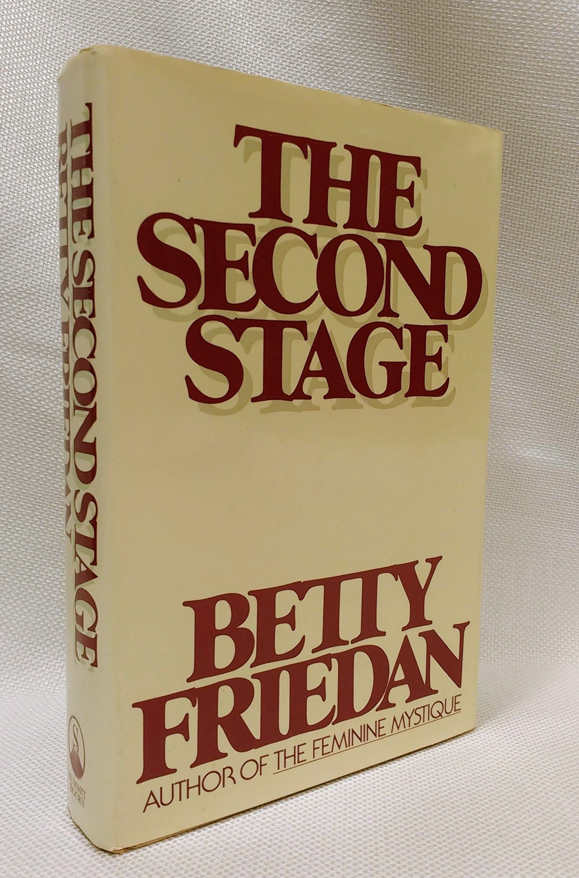 The Second Stage, Betty Friedan