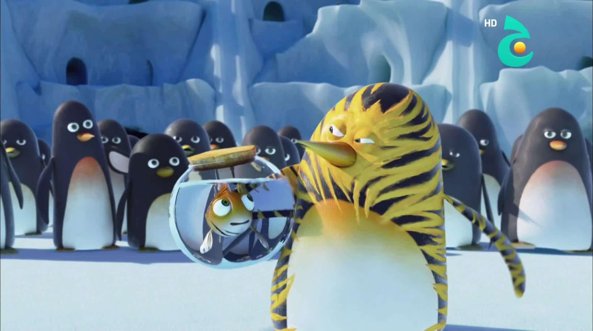 أسطورة النمر المحارب The Jungle Bunch (2011) HDTV 1080p تحميل تورنت 13 arabp2p.com