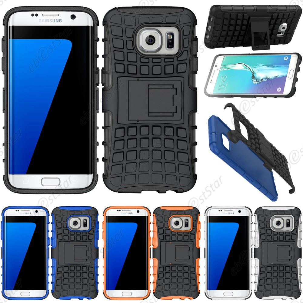coque housse etui anti choc armor samsung galaxy s7 s6. Black Bedroom Furniture Sets. Home Design Ideas