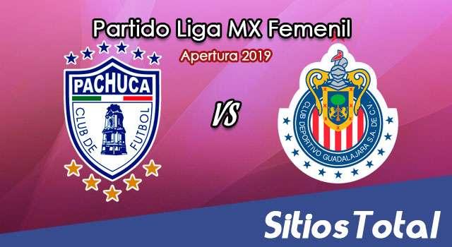 Ver Pachuca vs Chivas en Vivo – Liga MX Femenil – Apertura 2019 – Lunes 11 de Noviembre del 2019
