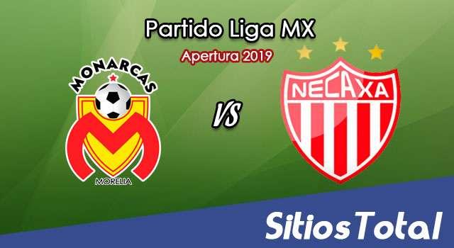 Ver Monarcas Morelia vs Necaxa en Vivo – Apertura 2019 de la Liga MX