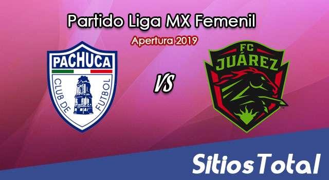Ver Pachuca vs FC Juarez en Vivo – Liga MX Femenil – Apertura 2019 – Lunes 14 de Octubre del 2019