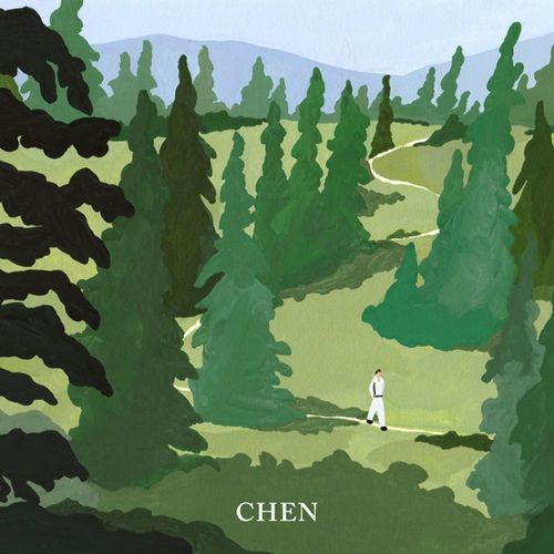 CHEN Lyrics