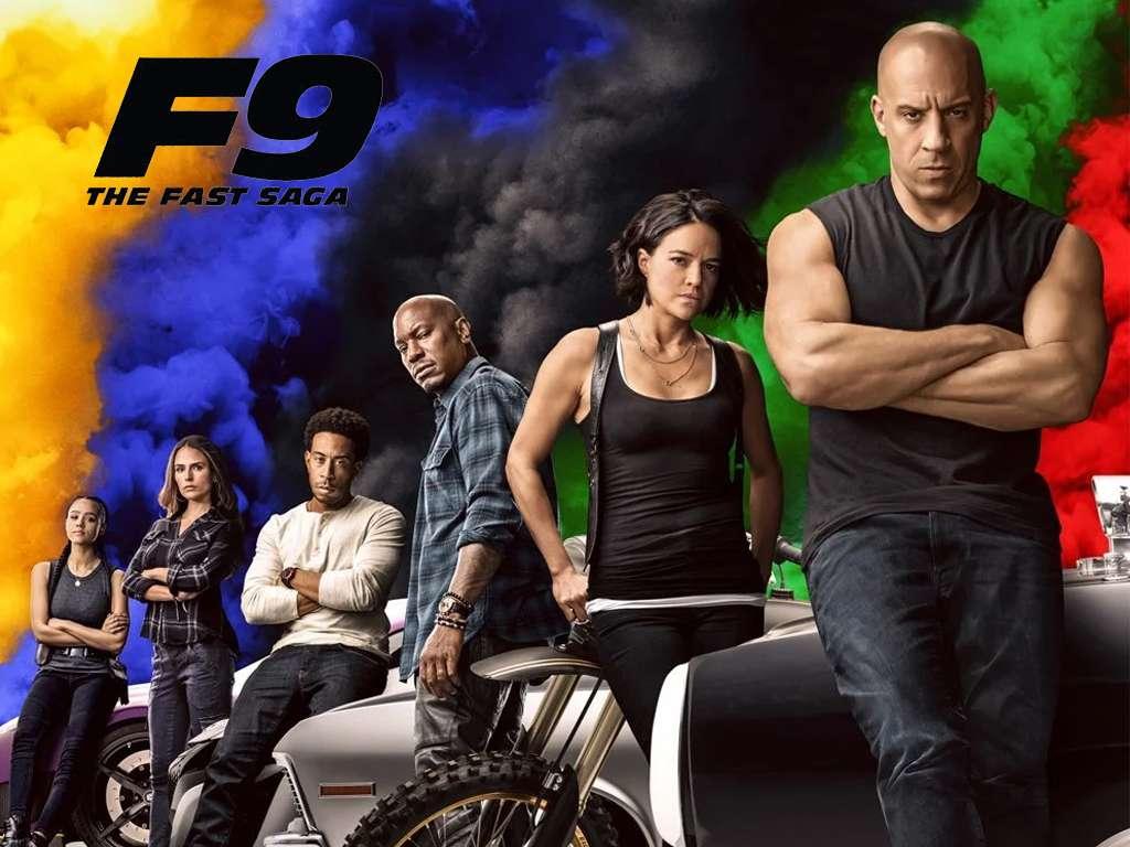 Fast & Furious 9: Μαχητές των Δρόμων (Fast & Furious 9) - Trailer / Τρέιλερ Movie