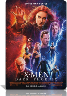 X-Men: Dark Phoenix (2019).avi MD AC3 TS R6 - iTA