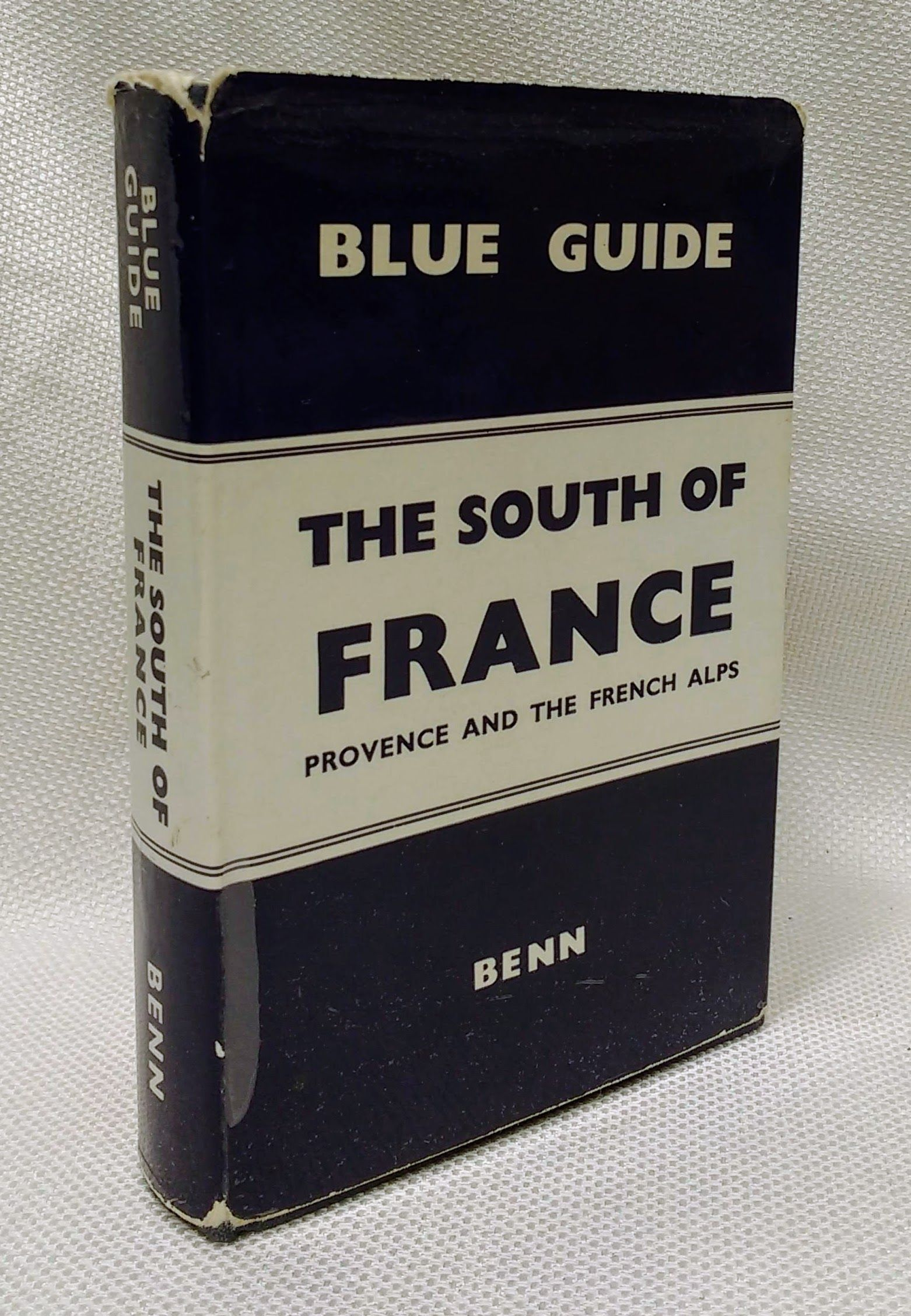 The South of France Provence and the French Alps (The Blue Guides), Rossiter, Stuart