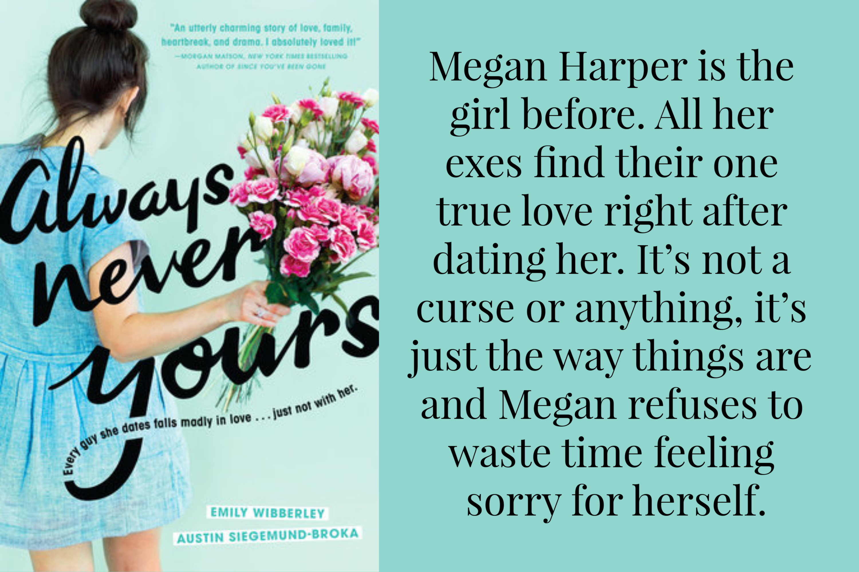 Always Never Yours book review