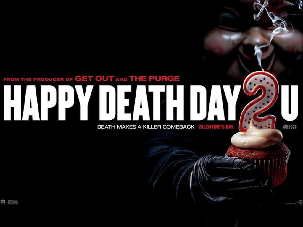 Γενέθλια Θανάτου 2 (Happy Death Day 2U) Quad Poster Πόστερ