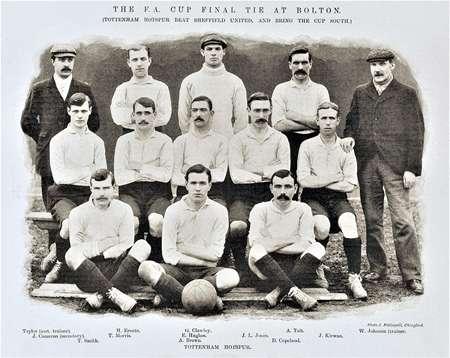 Spurs 1901 (ILN)