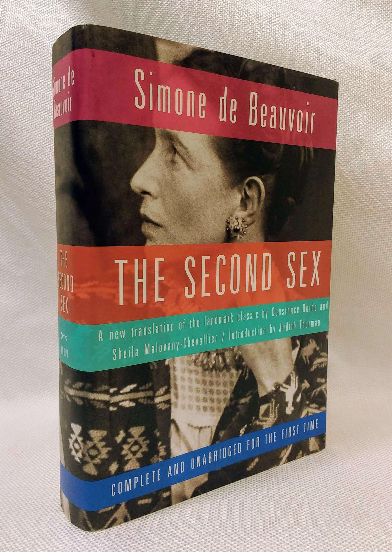 The Second Sex, Beauvoir, Simone de; Borde, Constance [Translator]; Malovany-Chevallier, Sheila [Translator];