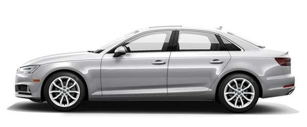 A4 2.0T Premium Plus Tech Sedan w/quattro Lease Deal
