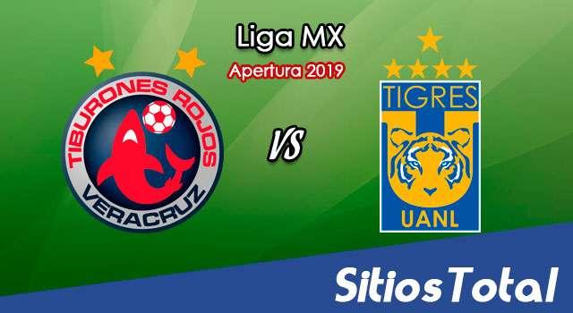 Ver Veracruz vs Tigres en Vivo – Apertura 2019 de la Liga MX