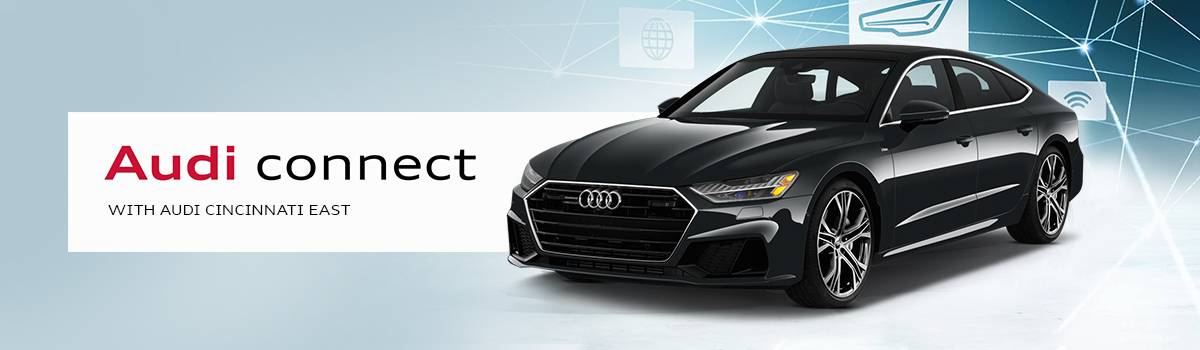 Audi connect guide Cincinnati, OH