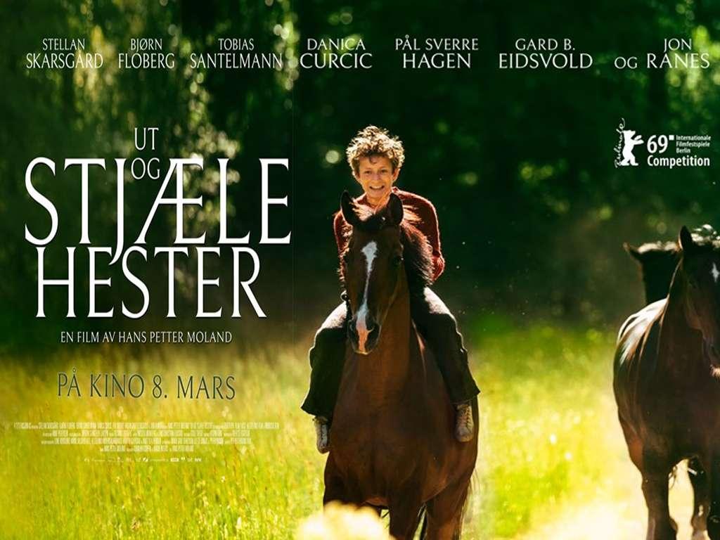 Κλέφτης αλόγων (Ut og stjæle hester / Out Stealing Horses) Poster Πόστερ Wallpaper