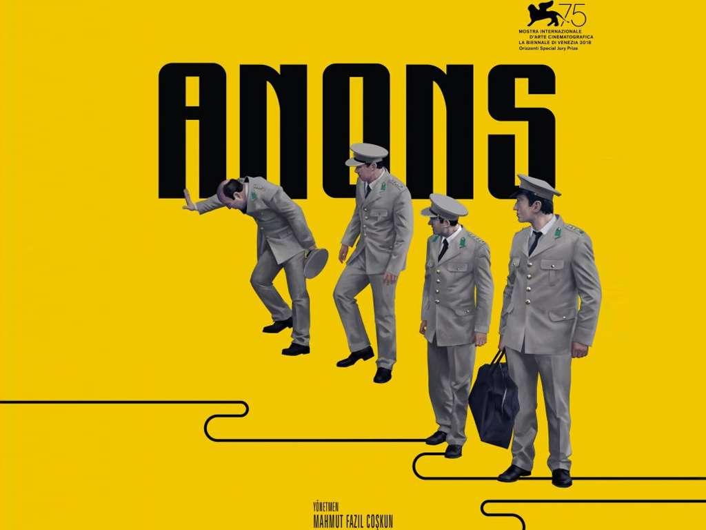 Το Πραξικόπημα (Anons / The Announcement) Poster Πόστερ Wallpaper