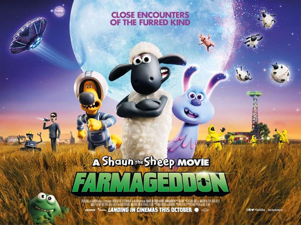 Σον το Πρόβατο: Φαρμαγεδών (A Shaun the Sheep Movie: Farmageddon) - Trailer / Τρέιλερ Movie