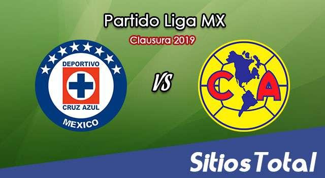 Ver Cruz Azul vs América en Vivo – Vuelta Cuartos de Final – Clausura 2019 de la Liga MX