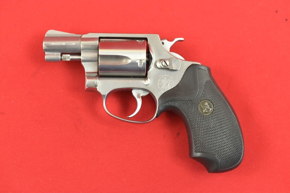 smith wesson m-60-7
