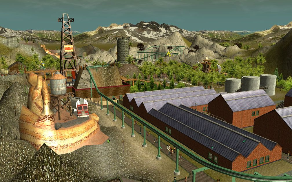 Lead Image for FlightToAtlantis.net: RCT3 FAQ: Campaign Scenario Directory Specifics: Box Office