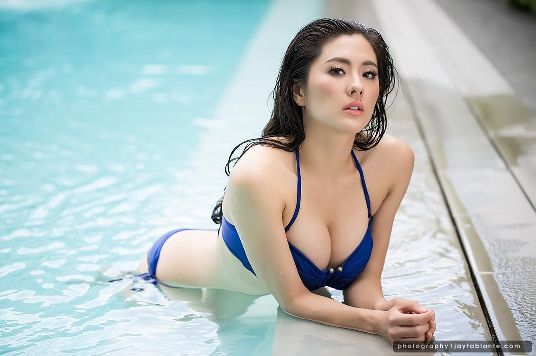 Korean sexy model photo