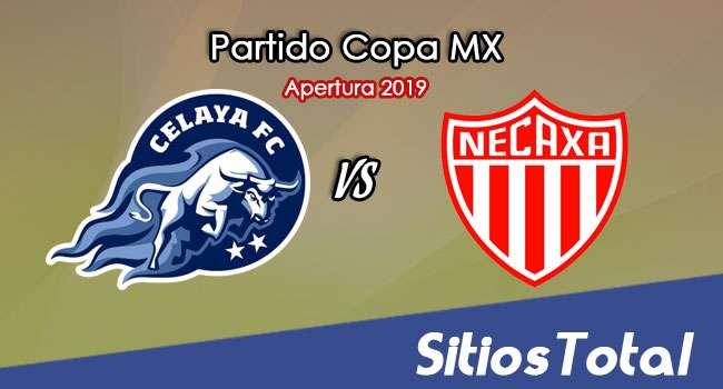 Celaya vs Necaxa en Vivo – Copa MX – Miércoles 6 de Noviembre del 2019