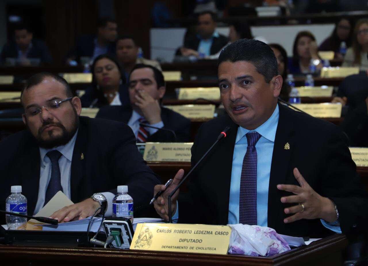 Diputados del Congreso Nacional