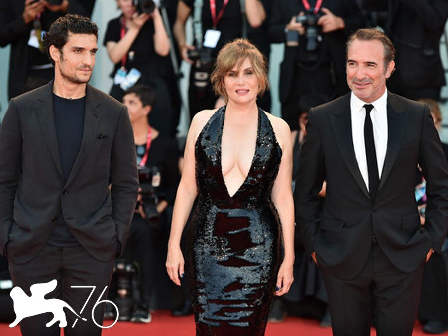 J'Accuse Venice Film Festival 2019