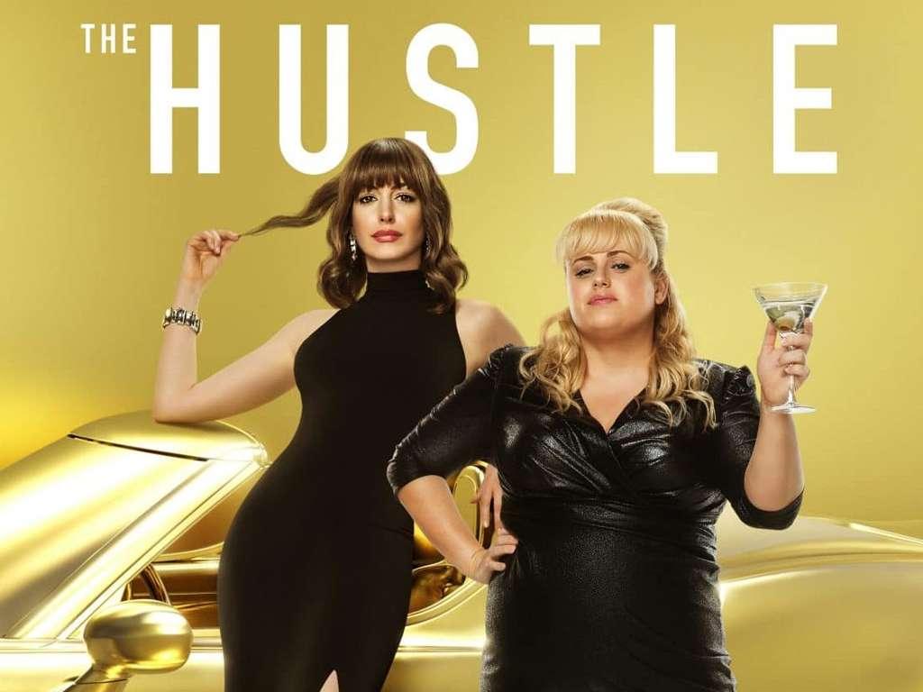 Η Κομπίνα (The Hustle) Quad Poster Πόστερ