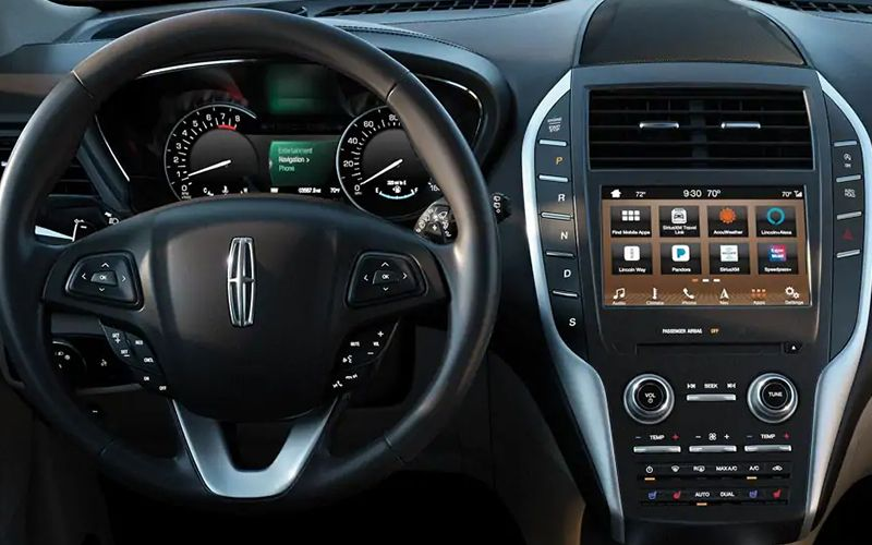 Lincoln MKC Technology