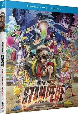 One Piece: Stampede - Il Film (2019).mkv 1080p Untouched BluRay H264 iTA MD JAP DTS_AC3