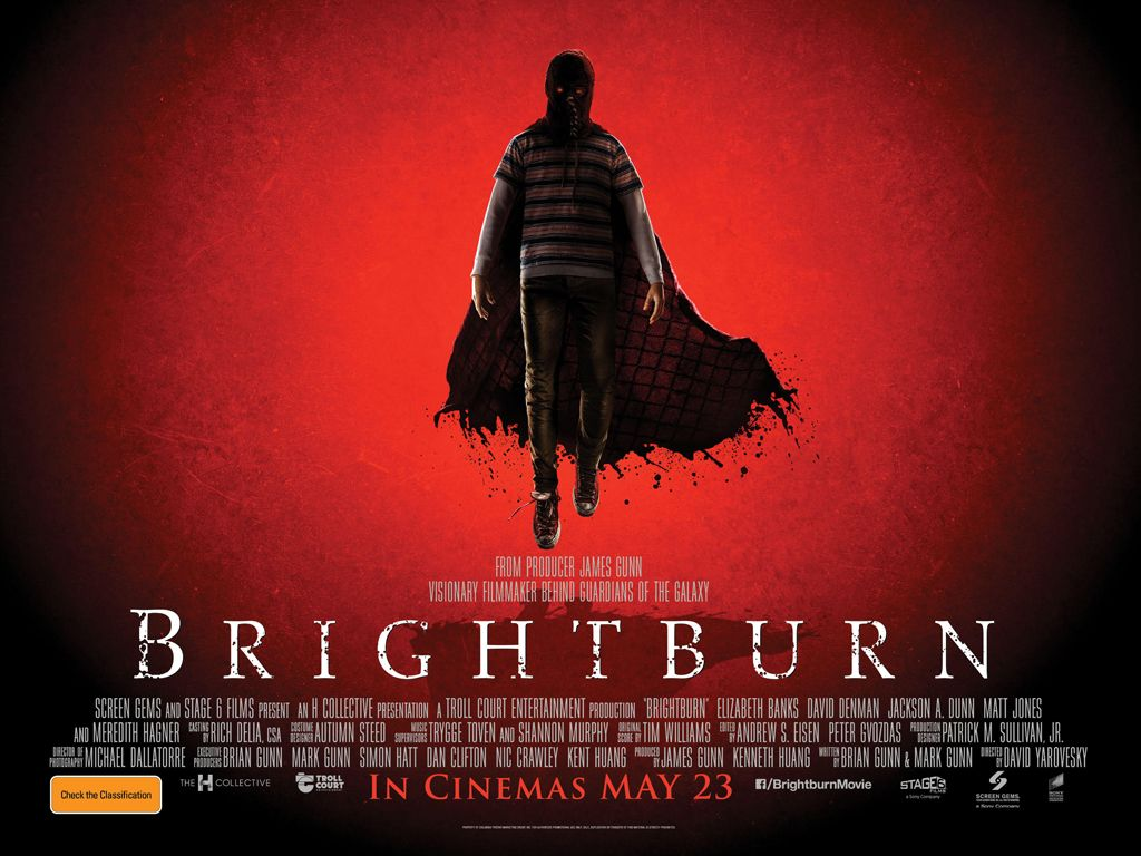 Brightburn: Ζωντανή Κόλαση (Brightburn) Quad Poster Πόστερ