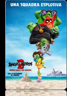 Angry Birds 2: Amici Nemici Per Sempre (2019).avi MD AC3 WEBDL - iTA