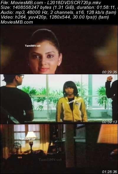Lakshmi 2018 720p DVDScr Tamil Full Movie Download