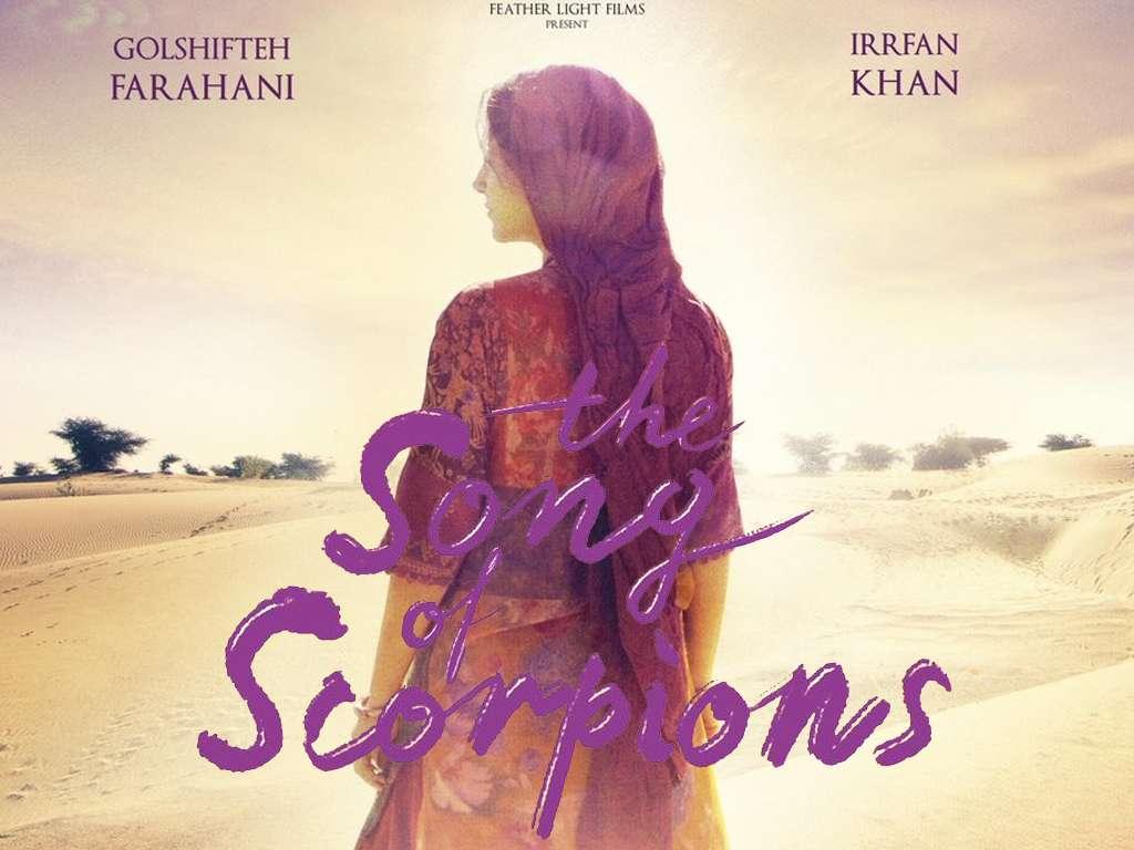 Το Τραγούδι Των Σκορπιών (The Song of Scorpions) Poster Πόστερ Wallpaper
