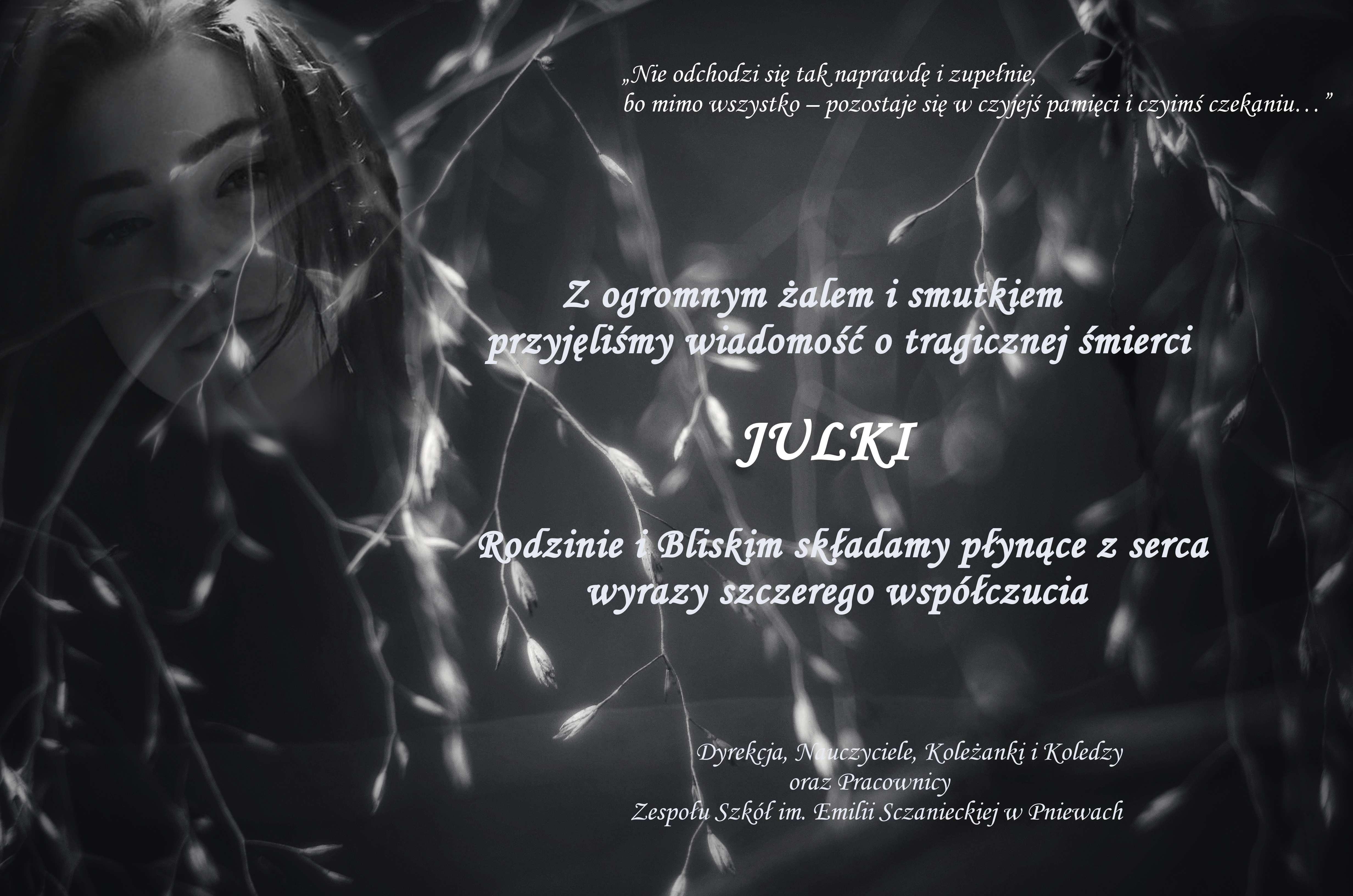 Żyli wśród nas – Julia Stengert